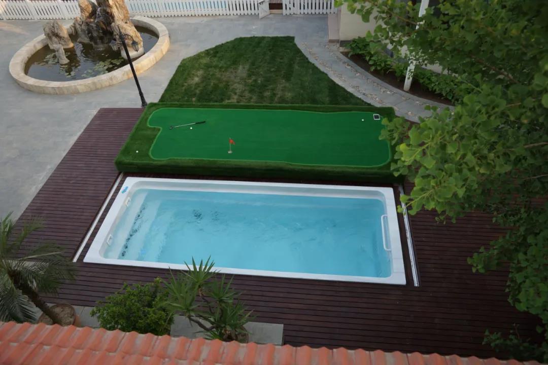 坐标帝都,LASWIM威浪仕又新增一无边际泳池体验中心!